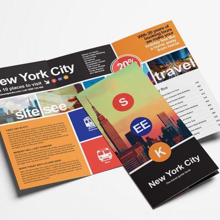 Tri-fold Brochures (8.5x11)